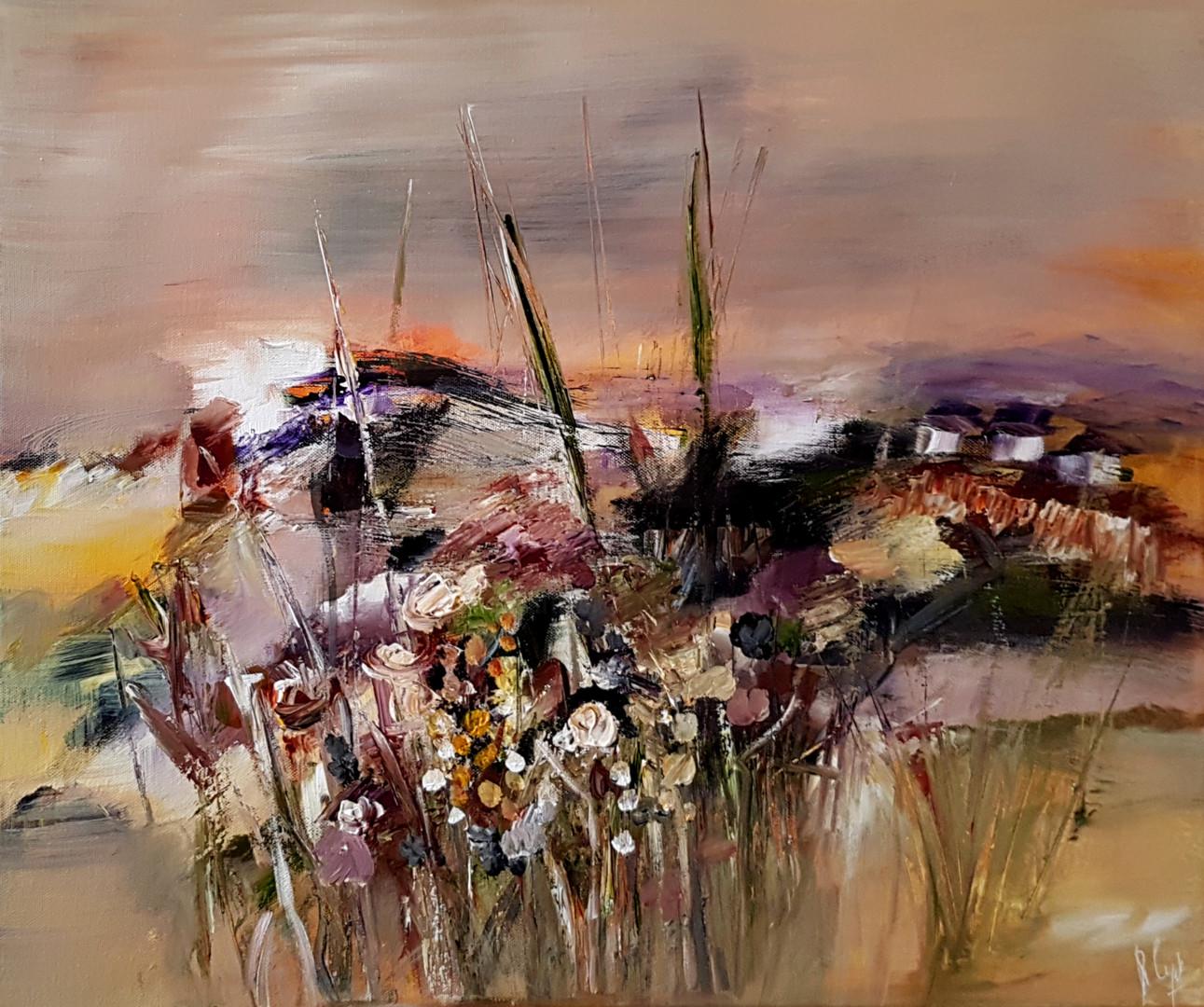Muriel Cayet - La lumière du chemin
