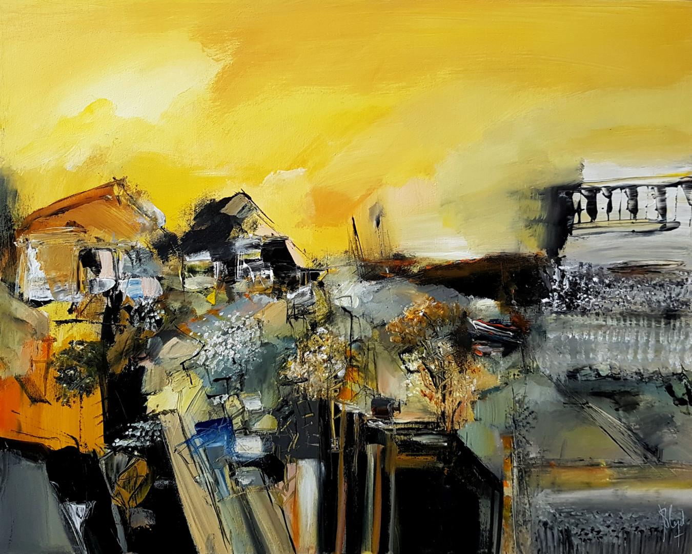 Muriel Cayet - Par la volonté du rêve