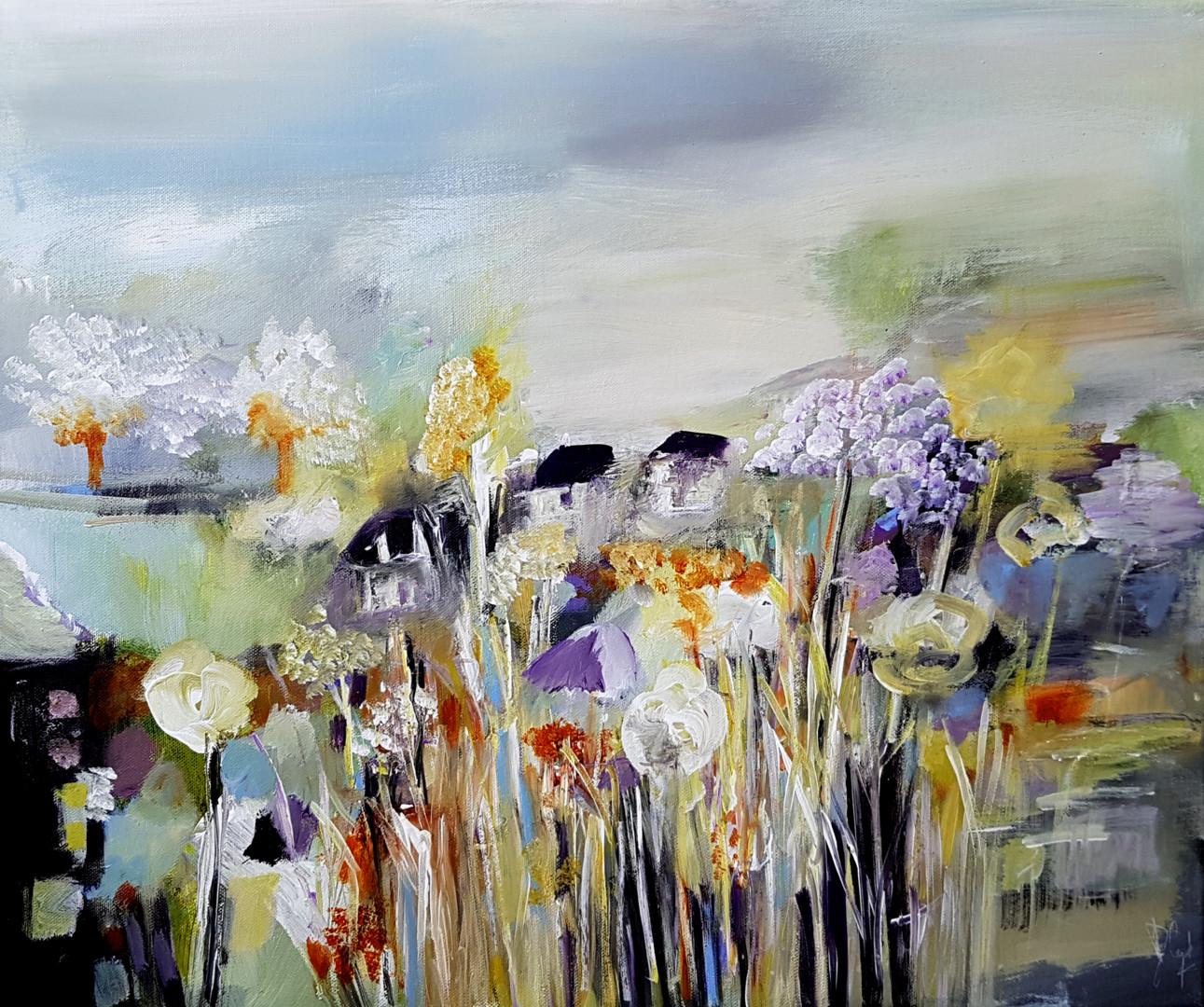 Muriel Cayet - Un plein air à vivre
