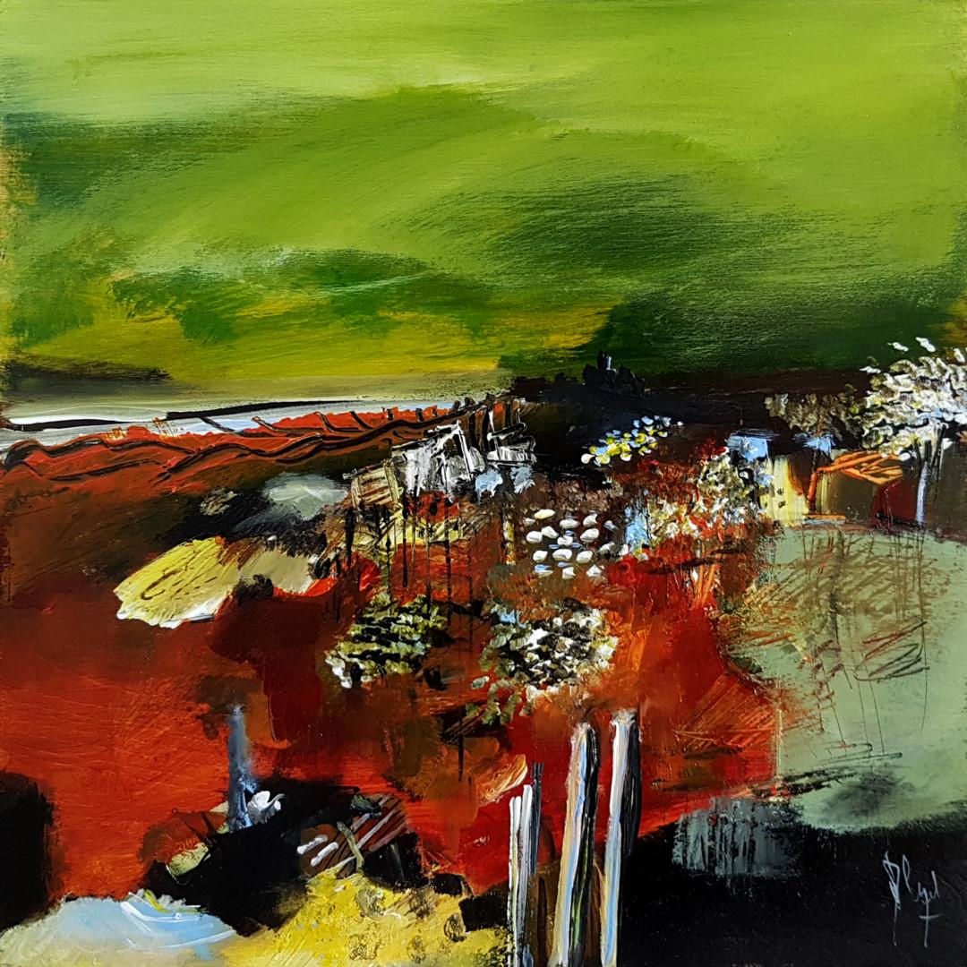 Muriel Cayet - Vert d'harmonie