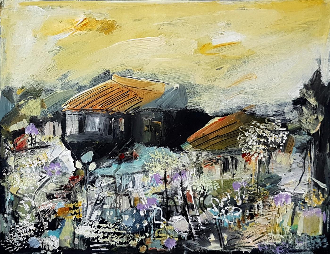 Muriel Cayet - Transmission de mémoire