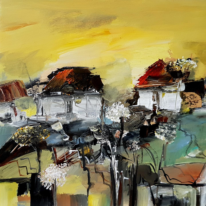 Muriel Cayet - Les échos de la terre