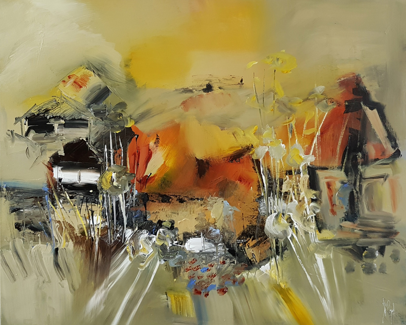 Muriel Cayet - Une lumière de miel