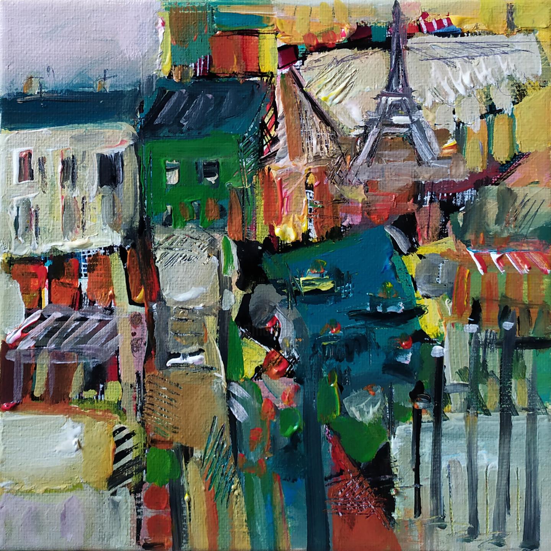 Muriel Cayet - So Paris