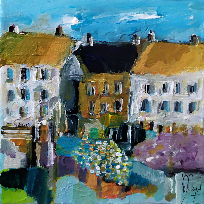 Muriel Cayet - Havres de destins