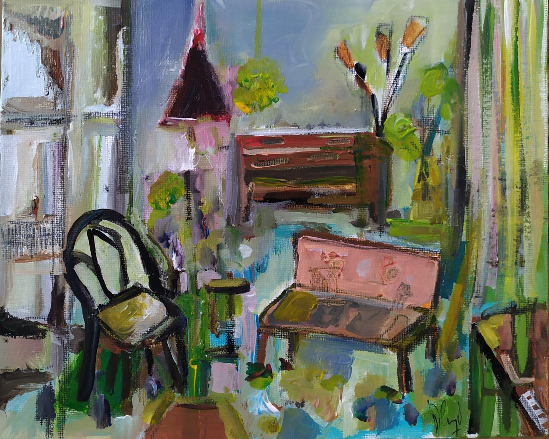 Muriel Cayet - Chez Maud