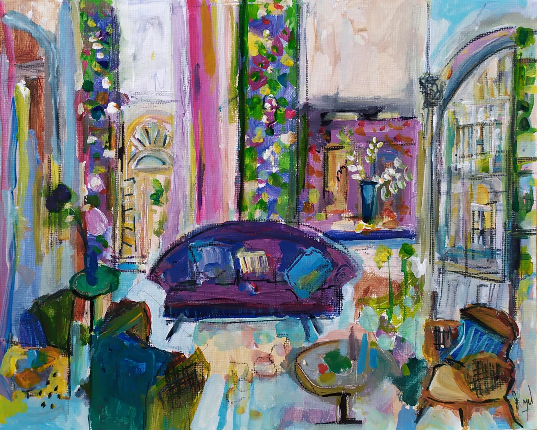 Muriel Cayet - Chez Emily