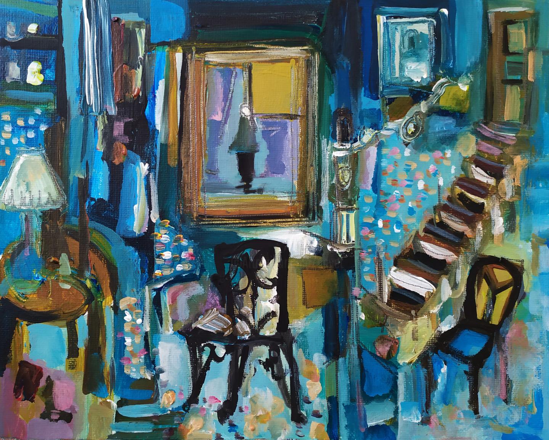 Muriel Cayet - Chez Leocadia