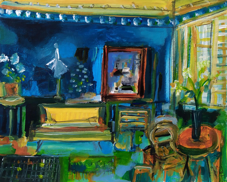 Muriel Cayet - Chez Katia