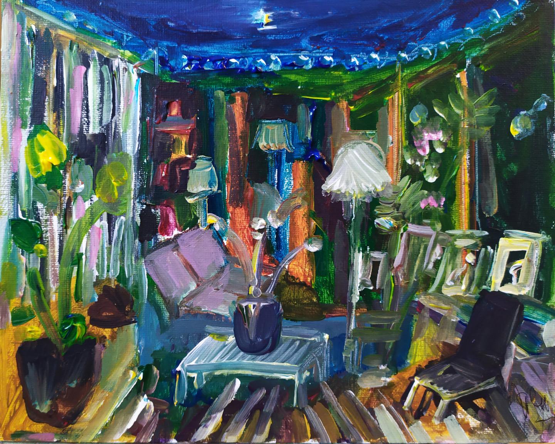 Muriel Cayet - Chez les collectionneurs