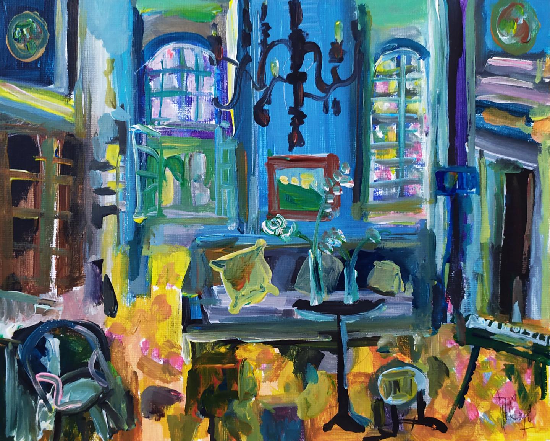 Muriel Cayet - Le musée du sud