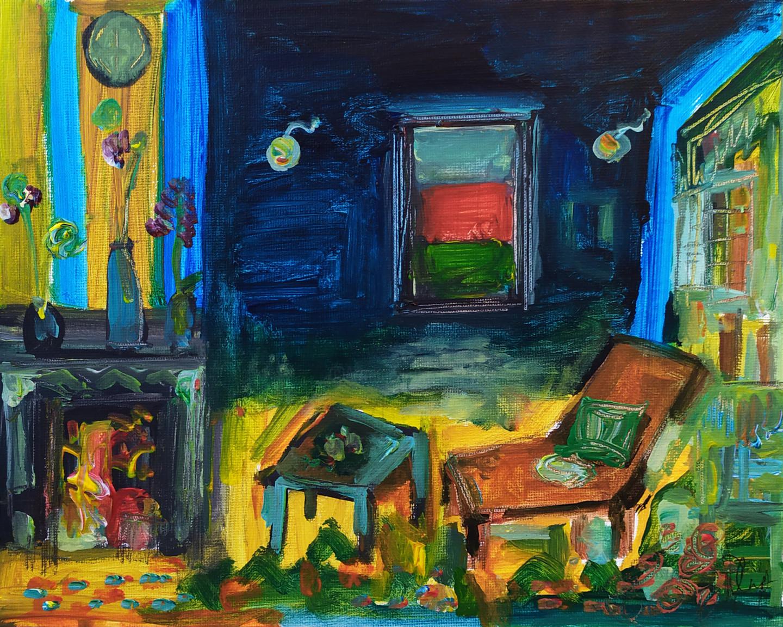 Muriel Cayet - Chez Dora
