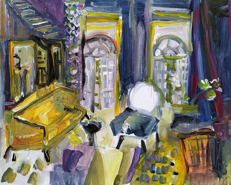 Muriel Cayet - Chez Colette