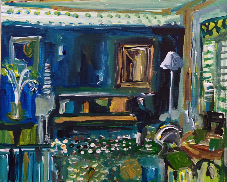 Muriel Cayet - Chez l'herboriste