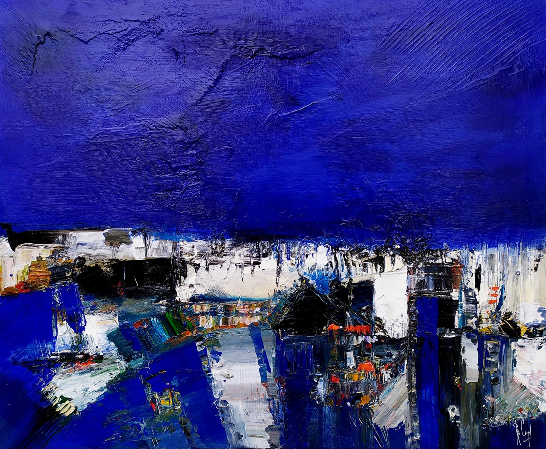 Muriel Cayet - Havre de temps clair