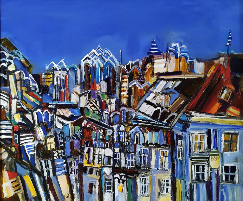 Muriel Cayet - Châtelet - Les Halles