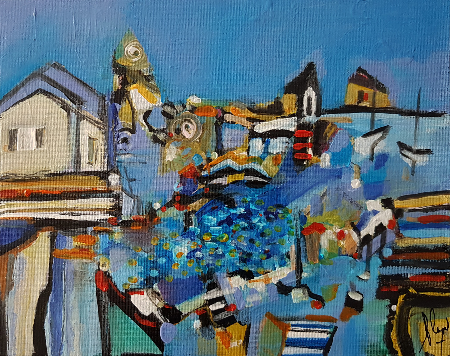 Muriel Cayet - St-Ives