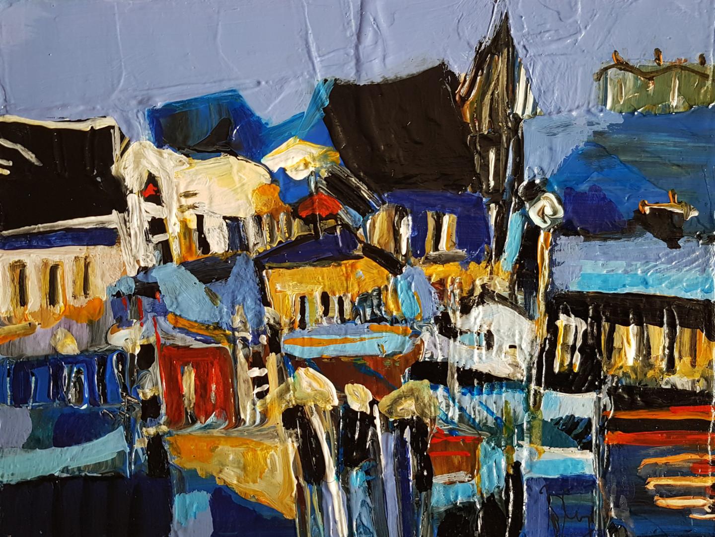 Muriel Cayet - Port-bleu