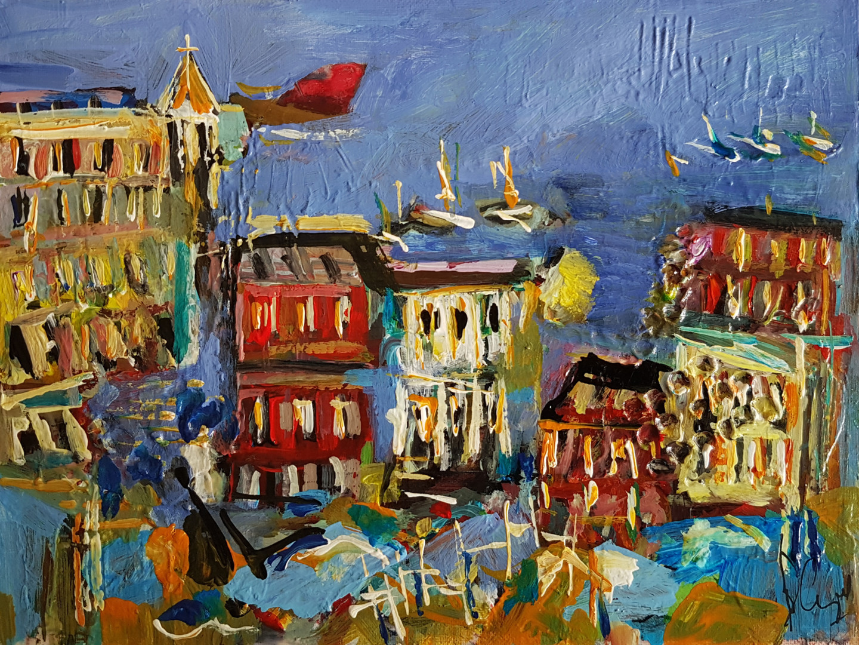 Muriel Cayet - Panorama avec vue