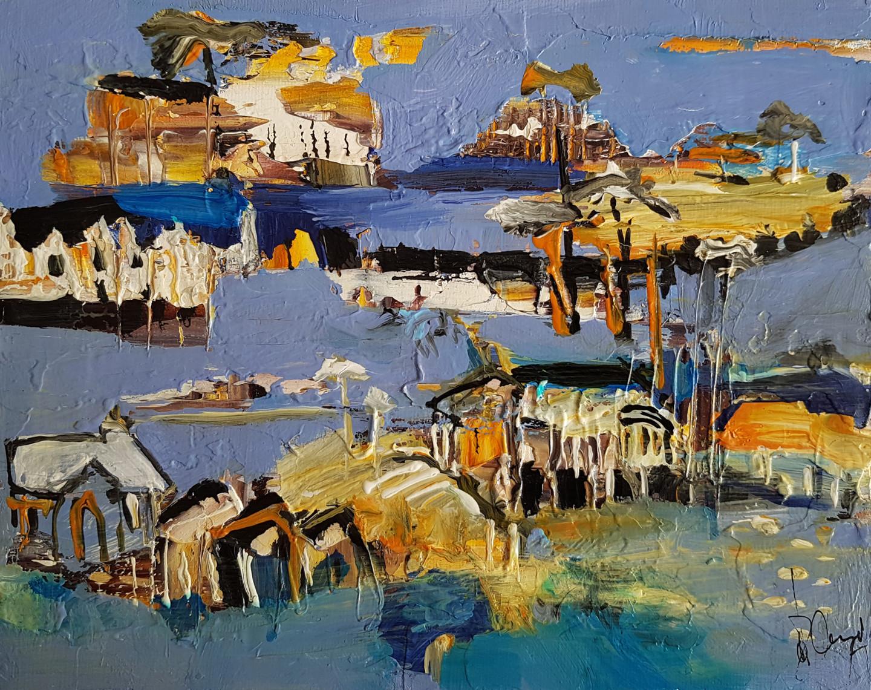Muriel Cayet - Vers les îles