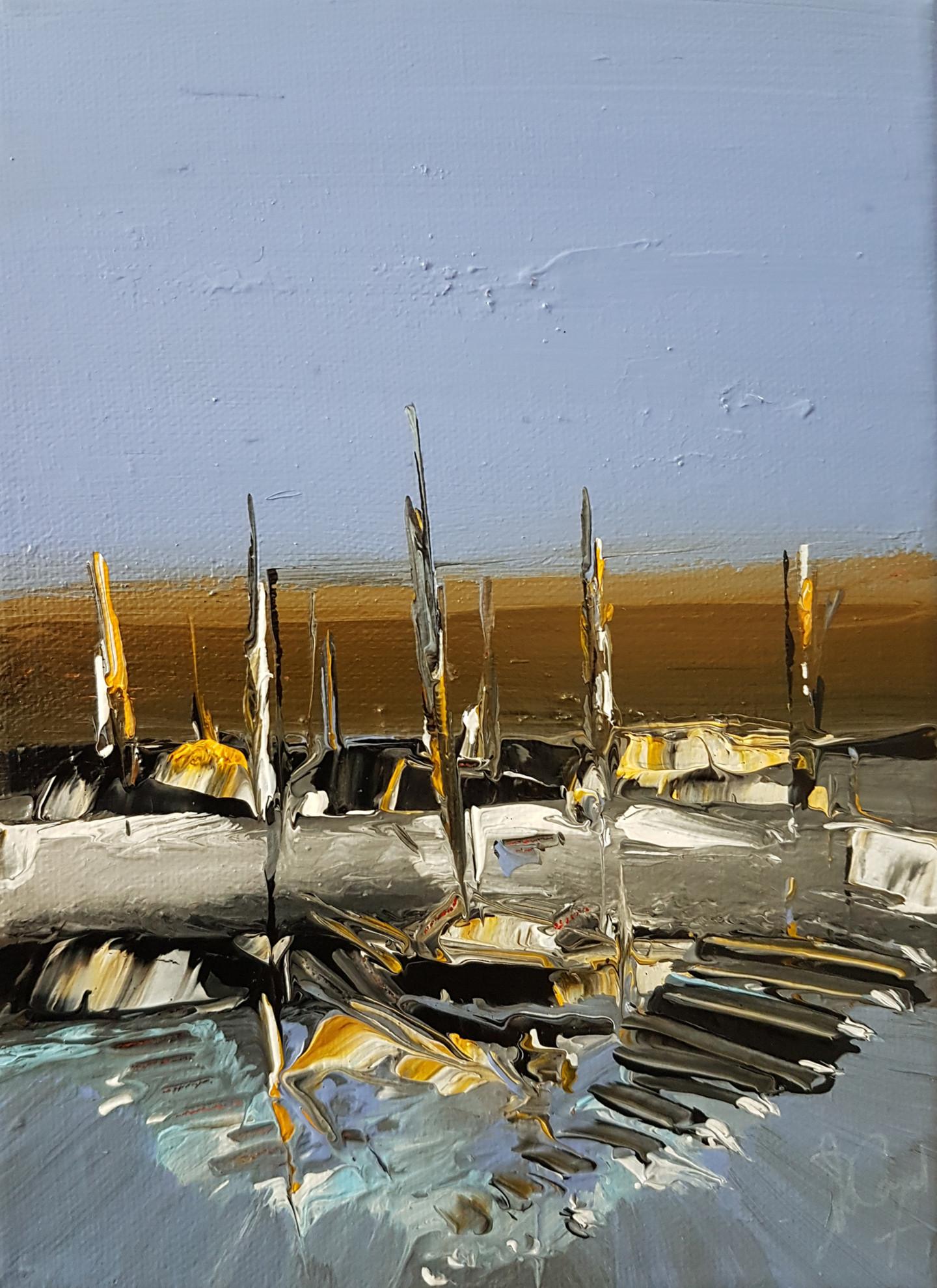 Muriel Cayet - Les courants du lendemain