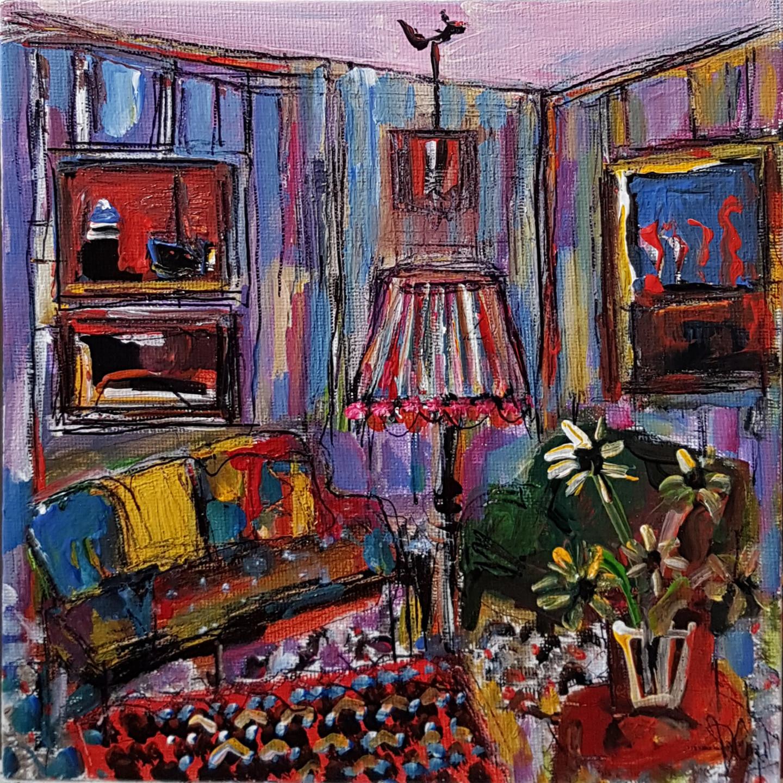 Muriel Cayet - Les souvenirs sans portes