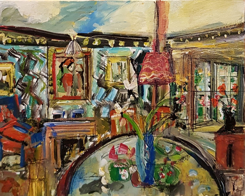 Muriel Cayet - Le temps des miroirs