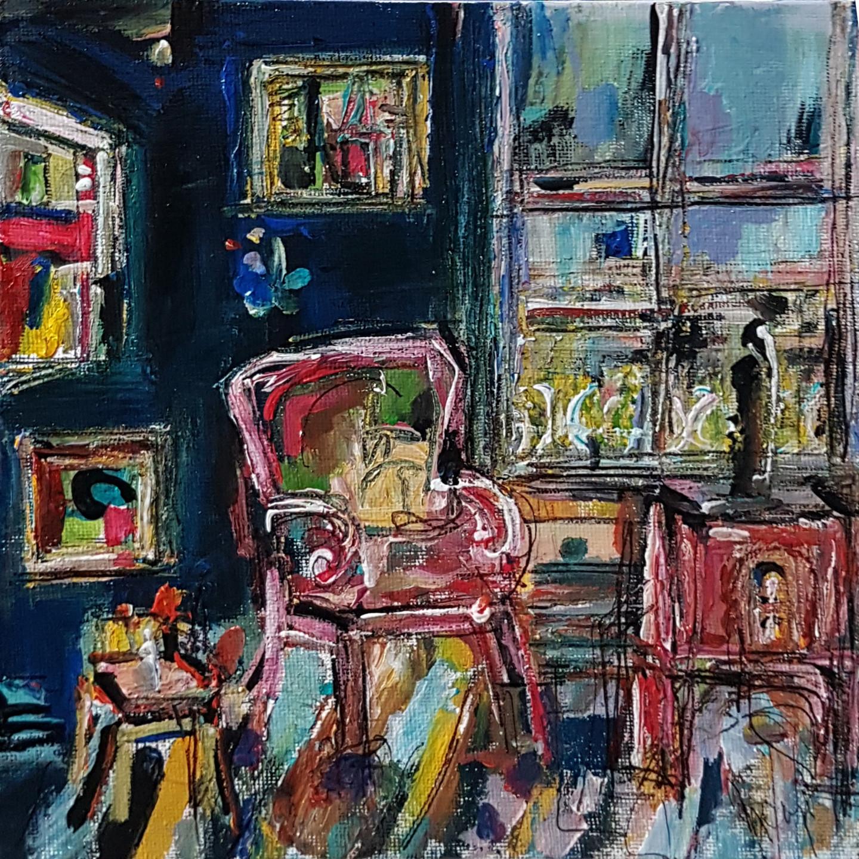Muriel Cayet - Un écho et rien d'autre