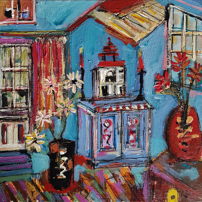 Muriel Cayet - Chez Lison