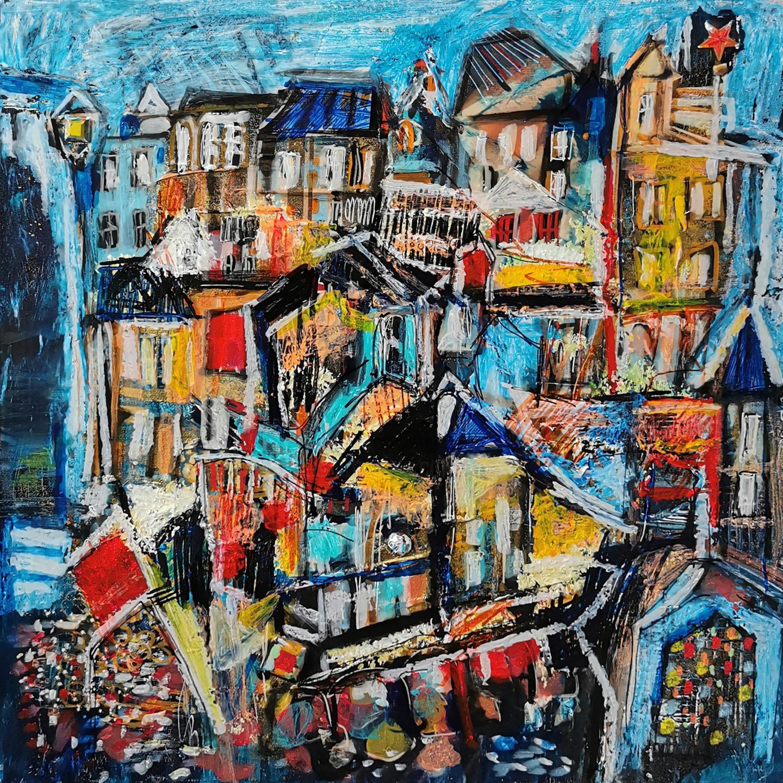Muriel Cayet - Bleu de Paris