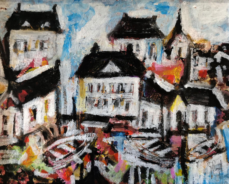 Muriel Cayet - Et par les rues