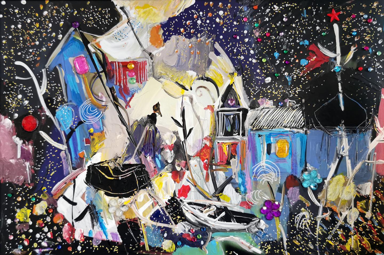 Muriel Cayet - Un conte retrouvé