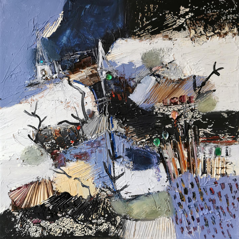 Muriel Cayet - Un ciel qui s'élève