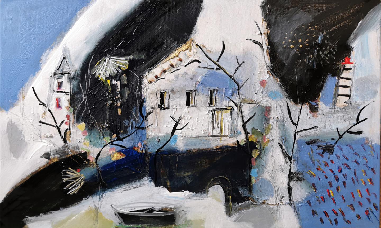 Muriel Cayet - Dans le temps qui se crée