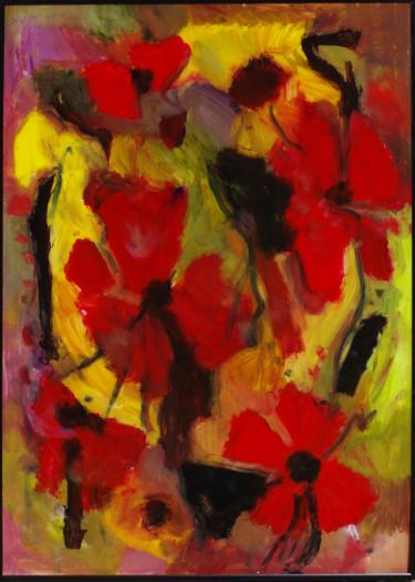 Fleurs-formules de printemps à rebours XIV
