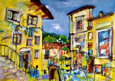 Les maisons jaunes