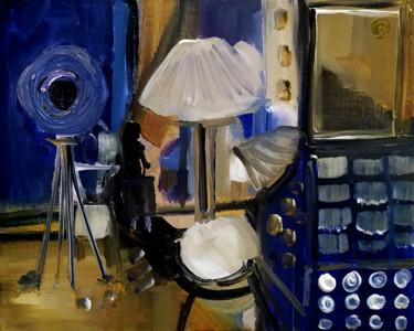 Le studio de la photographe
