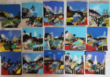 Cartes postales en carton