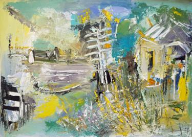Le hameau jaune