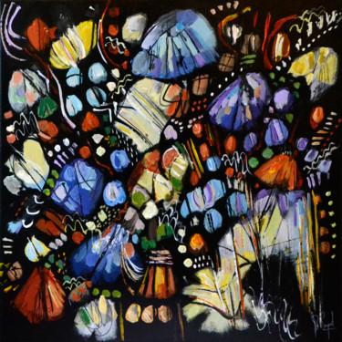 Fleurs de vitrail