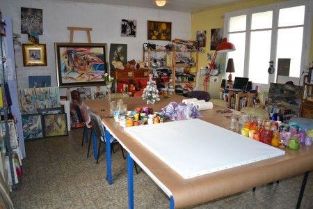 L'atelier de l'hiver 2012