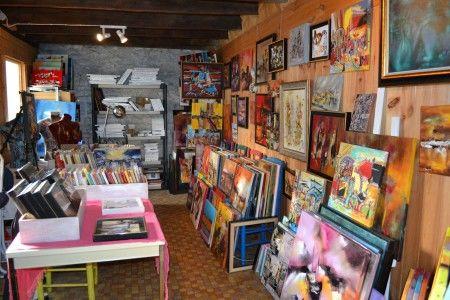 La galerie de l'hiver 2012