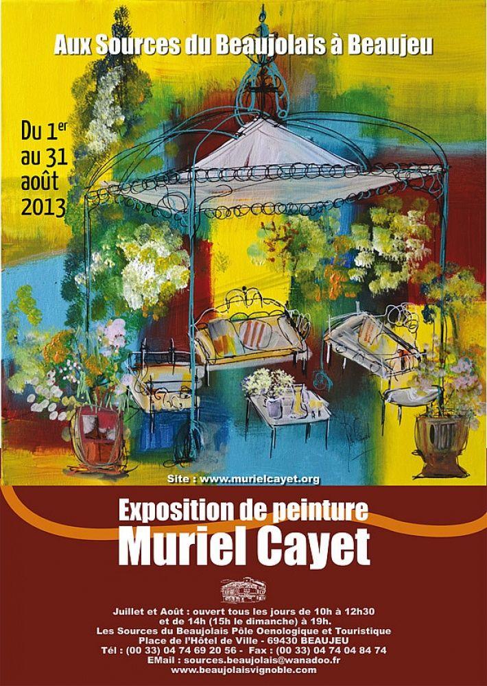 Exposition personnelle à Beaujeu (69)