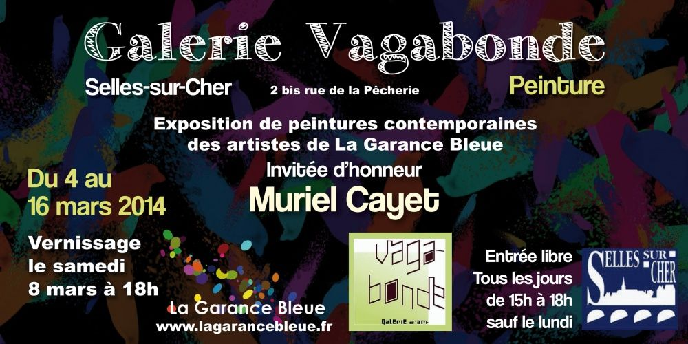 Galerie Vagabonde de Selles sur Cher