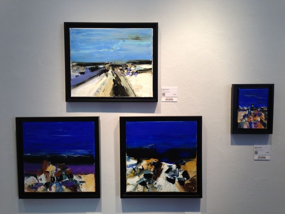 La Grande Exposition Internationale d'Art Zoom- 2014