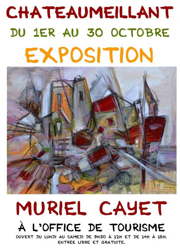 Exposition à Châteaumeillant -18