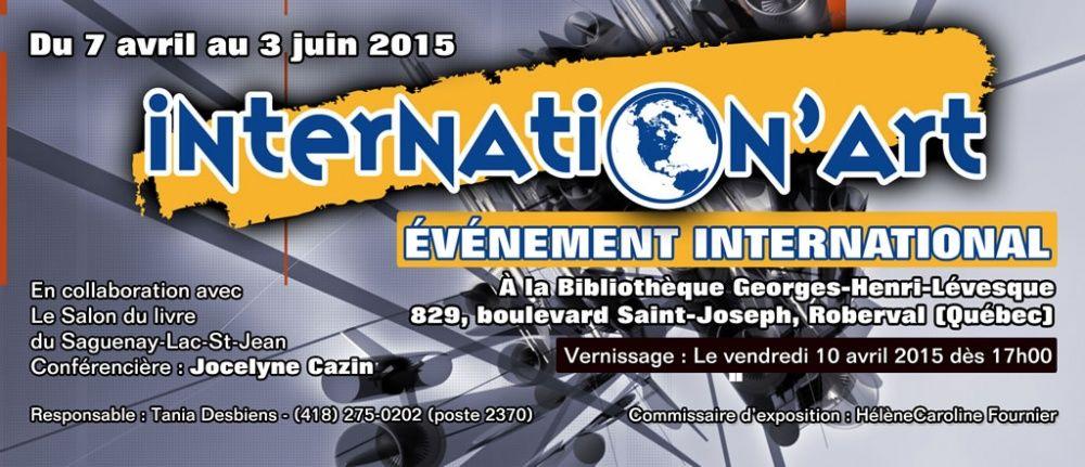 Internation'art - 2015- Canada