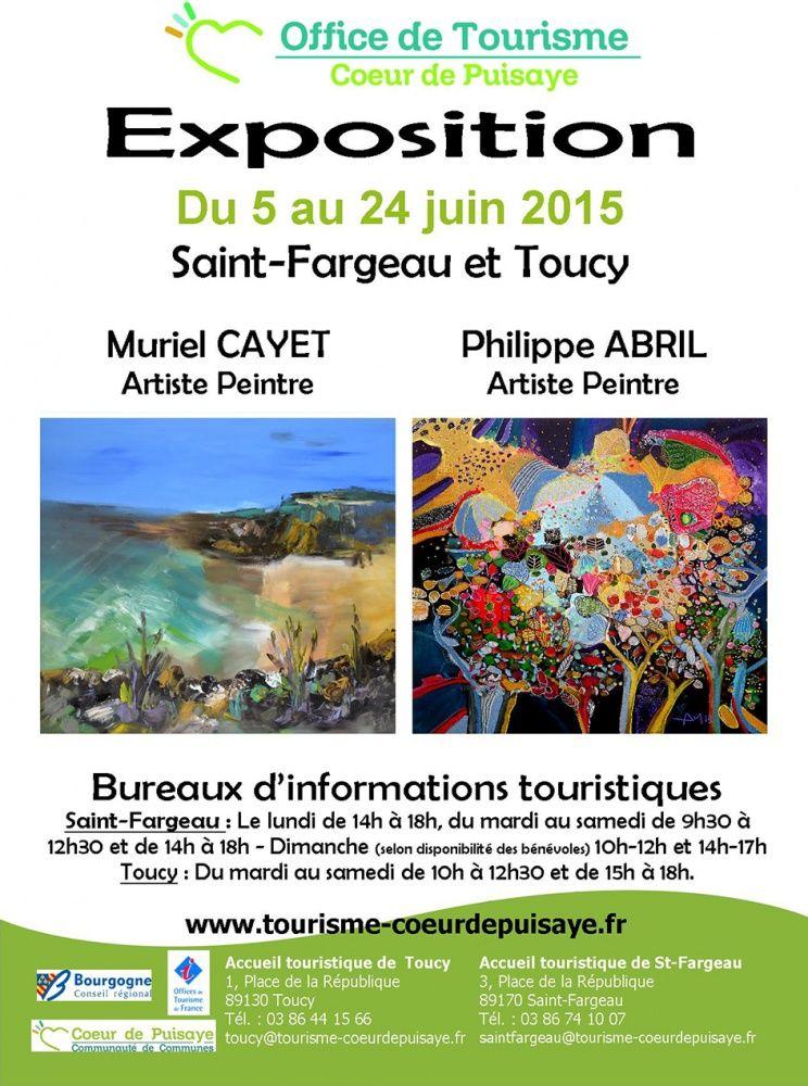 Exposition Saint-Fargeau et Toucy