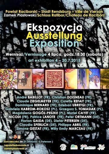 Exposition collective en Pologne