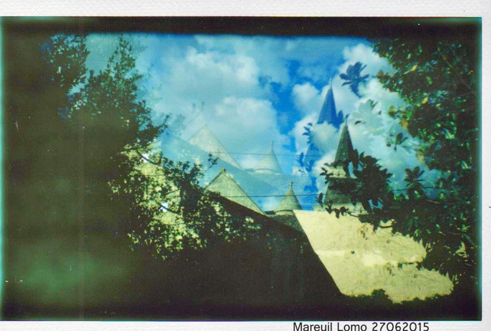 Atelier photo- Lomo Bel Air Instant